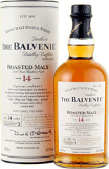 The Balvenie 14 yrs old roasted malt